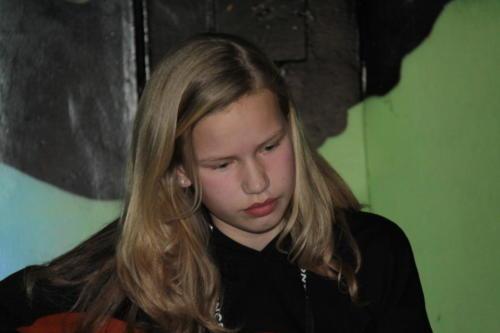 Inge close up